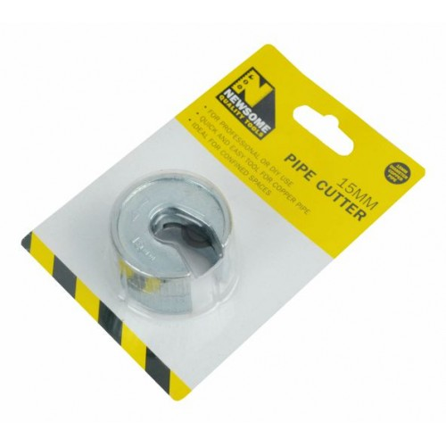 15mm Pipe Cutter - Newsome Quality Tools