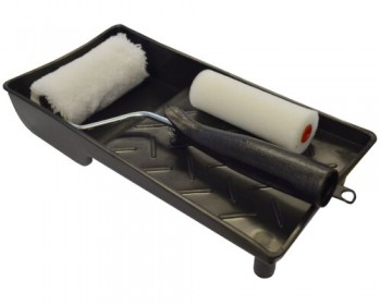 "4"" Paint Roller & Tray"
