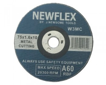 "3"" Metal Cutting Disc"