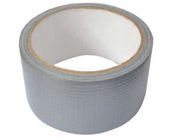 50mm x 10m Silver Duct Tape