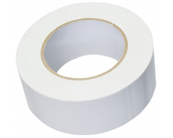50mm x 50m White Duct Tape