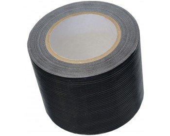 100mm x 50m Black Duct Tape