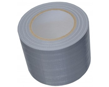 100mm x 50m Silver Duct Tape