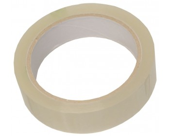 25mm x 50m Clear Tape