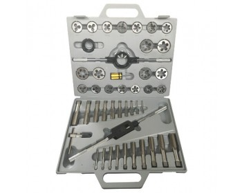 45pc Metric Tungsten Tap & Die Set