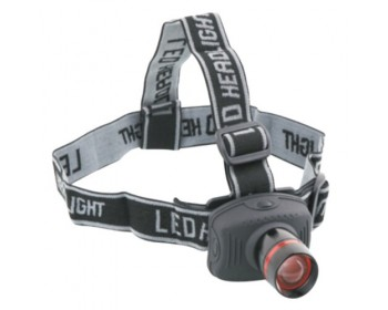 3 Watt Cree LED Head Torch