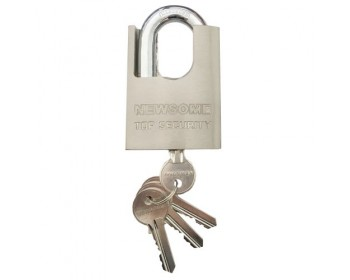 50mm Protected Shackle Padlock