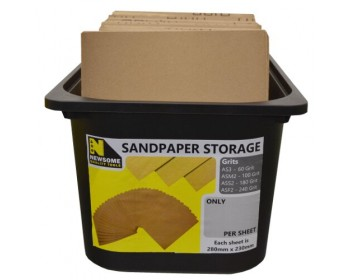 Box of Sandpaper