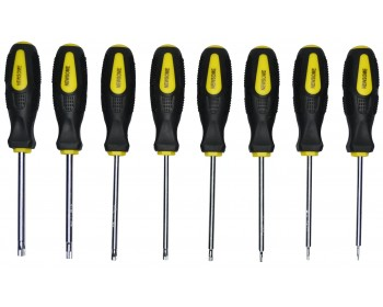 8pc Torx Screwdriver Set