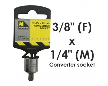"""3/8"""" Drive to 1/4"""" Drive Converter"""