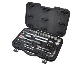 81pc Multi Size Socket Set