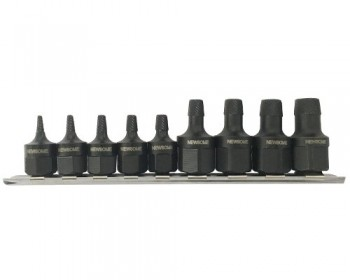 "9pc 3/8 & 1/2"" Drive Stud Extractor Set"
